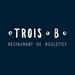 TROIS B logo