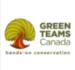 Green Teams of Canada logo
