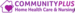 Community Plus Care logo
