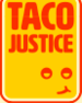 Taco Justice logo