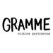 GRAMME PARIS logo