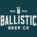 Ballistic Beer Co logo