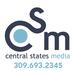 Central States Media logo
