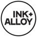 INK+ALLOY logo