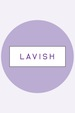 Lavish Salon logo