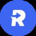 Routable logo