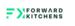 Forward Kitchens logo