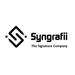 Syngrafii - The Signature Company logo