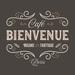 Cafe Bienvenue logo