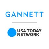 Gannett   USA TODAY NETWORK logo