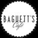 BAGUETT'S CAFE logo