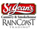 St. Jeans Cannery & Smokehouse logo