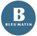 Bleu Matin logo