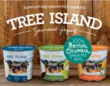 Tree Island Gourmet Yogurt logo
