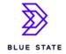 Blue State logo