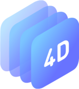 4D Context Outcomes Engine: a division of Silverbullet logo