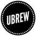 UBREW logo