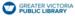 Greater Victoria Public Library logo