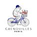 GRENOUILLES logo