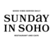 Sunday in Soho logo