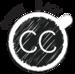 Café CC logo