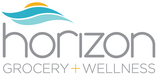 Horizon Grocery + Wellness logo