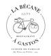 La Bécane à Gaston logo