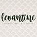 Levantine logo