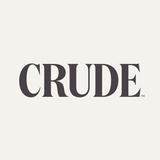 CRUDE logo