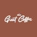 THE GREAT COFFEE logo