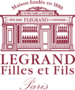 LEGRAND FILLES ET FILS logo